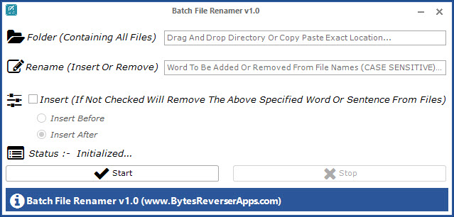 batch file renamer
